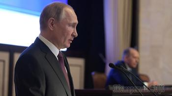 Жесткий контроль: Путин поставил задачи перед ФСБ