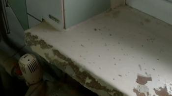 Как преобразить старый бетонный подоконник
