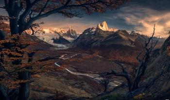 Красота неописуемая: волшебные фотографии горных пейзажей