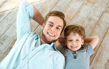 5 важных правил воспитания сына: взгляд современного отца троих детей