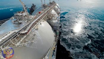В Европу поставили первую партию «зеленого» СПГ от Газпрома
