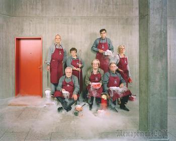 «Друзья по интересам»: фотопроект о людях с общим хобби