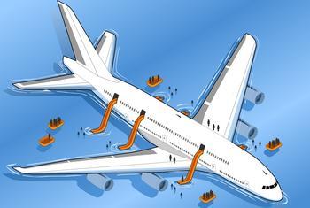 Пилот поделился советами, как вести себя в случае авиакатастрофы, и эти мелочи могут спасти жизнь