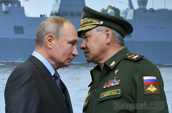 Хотят поссорить: Шойгу о планах Запада на Россию и Белоруссию