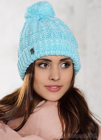 Вязание шапок своими руками — фото и видео простых, модных, детских и женских зимних шапок