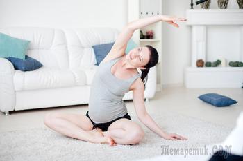 Как начать заниматься йогой дома — упражнения йога для начинающих