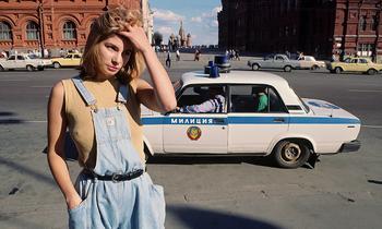 Россия 90-х: фото проект