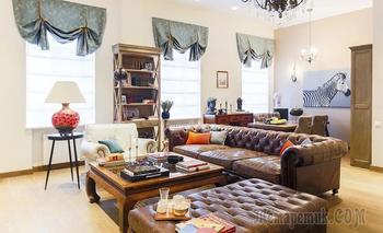 Роскошная квартира площадью 130 м²