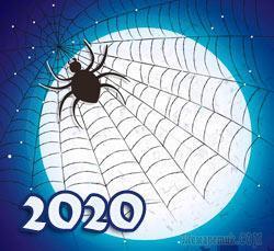 2020-ый год (славянский Годослов)