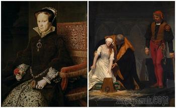 Почему день смерти Марии Кровавой стал праздником для англичан
