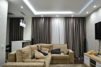 Гостиная: камерное, обволакивающее пространство