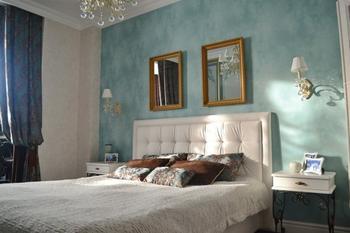 Спальня: элегантный интерьер в благородных тонах
