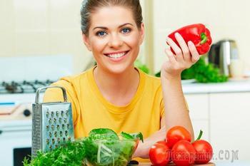 13 простых шагов к правильному питанию