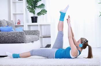 Эффективная жиросжигающая кардиотренировка в домашних условиях