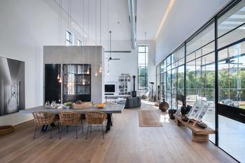Современный семейный дом в Тель-Авиве