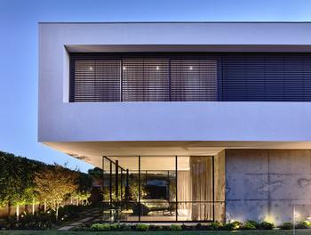 Огромный современный дом в Австралии в 800 кв.м