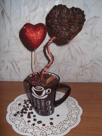 Подарок ко Дню Влюблённых