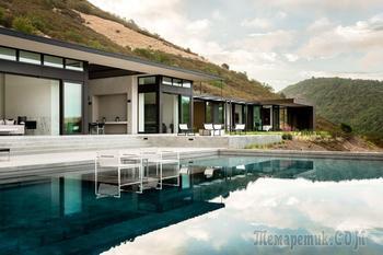 Шикарная резиденция в долине Напа