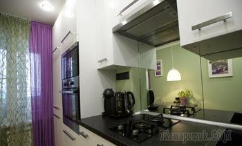 Кухня-столовая. Реализация фантазий