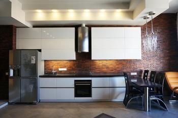 Современная квартира в 114 м²