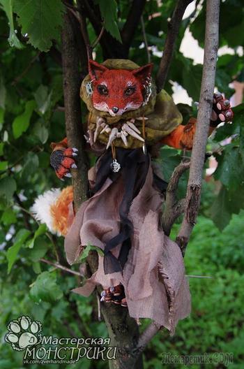 Лиса-шаманка