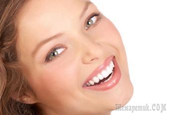 Что есть, чтобы иметь здоровые десна и зубы