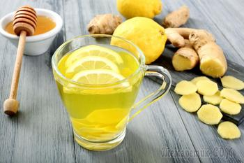 7 лучших рецептов с имбирем для похудения