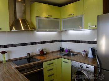 Зонируем пространство: кухня и столовая