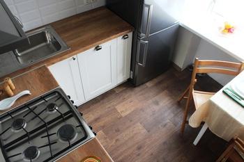 Кухня: в скандинавском стиле
