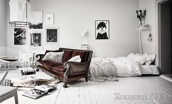 Таинство датского интерьера в квартире писательницы