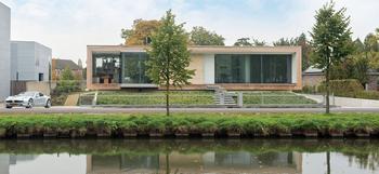 Стильный дом в Гааге