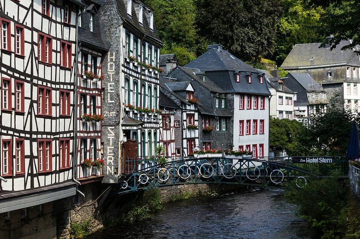 Маленькие города Германии: 20 мест, которые выглядят как настоящая сказка