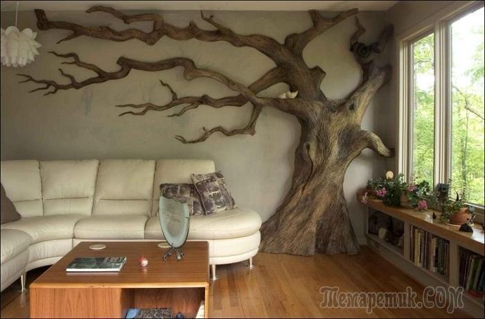 fullsize Идеи для украшения дома своими руками (74 фото): интересные и креативные задумки для уюта, украшаем жилище оригинальными поделками, декор hand made
