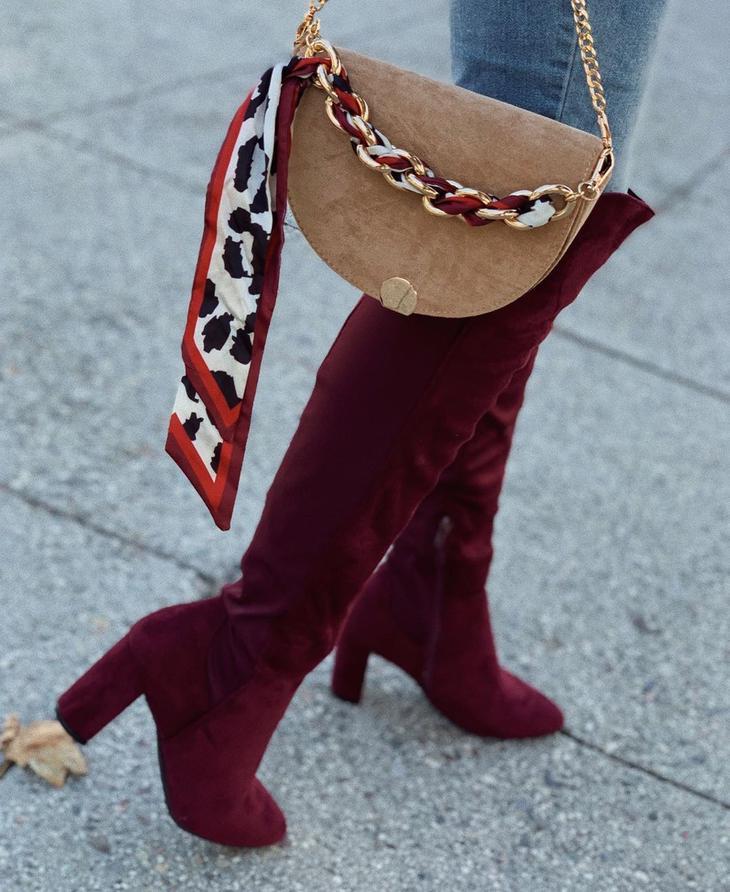 Зимняя женская обувь 2020 фото 4