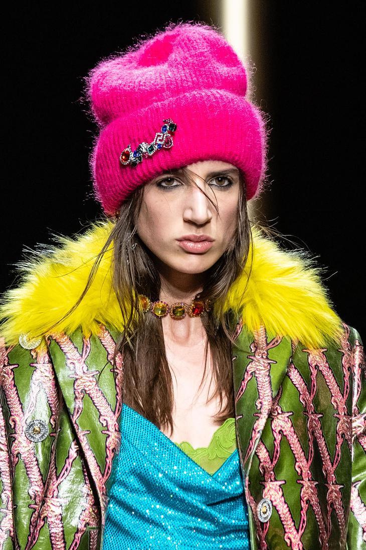 Модные головные уборы – весна 2020