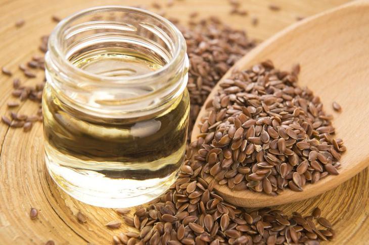 льняное масло при холецистите
