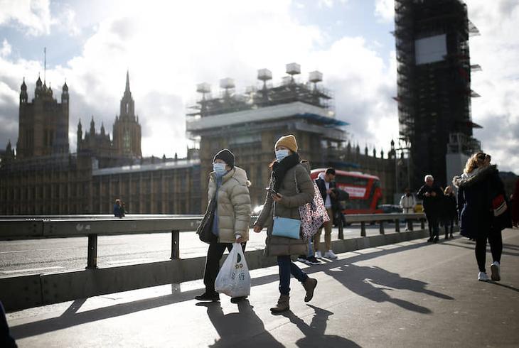 Вестминстерский мост. Лондон, Великобритания