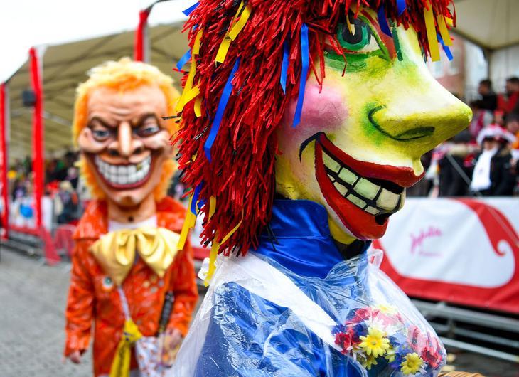 Карнавал в Кельне, Германия loverme