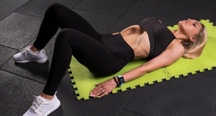 Дыхательное упражнение вакуум для живота