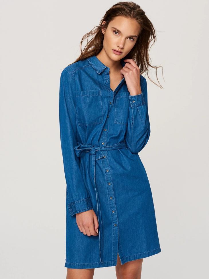 346679f724a Обычно юбки из денима имеют трапециевидную форму и мини-длину