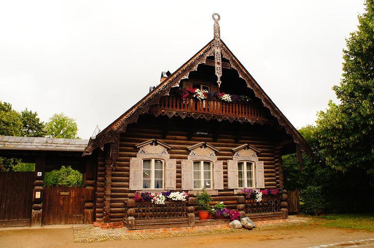 русское поселение Александровка