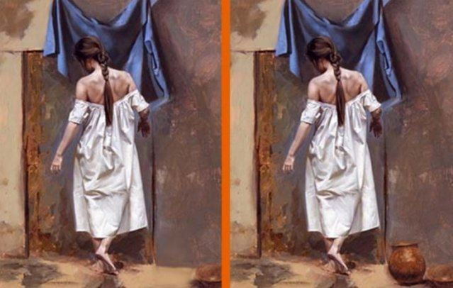 Только 2 из 10 могут найти отличия на этих картинках, а вы справитесь?