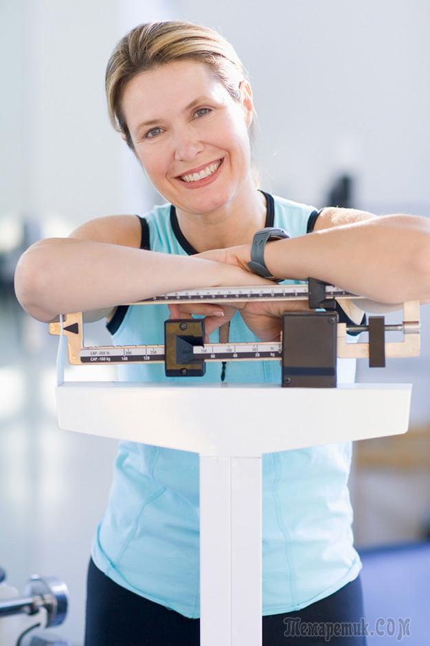 Секреты успешного похудения женщин после 40 лет