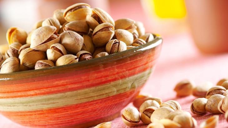 Польза орехов фисташек и других