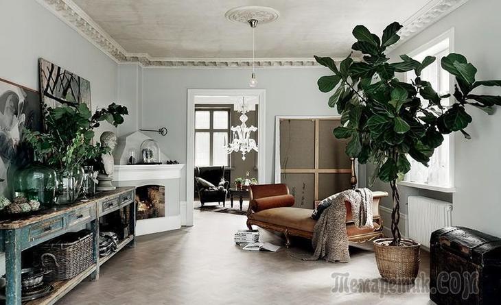 Шведский дом дизайнера Малин Перссон и ее семьи