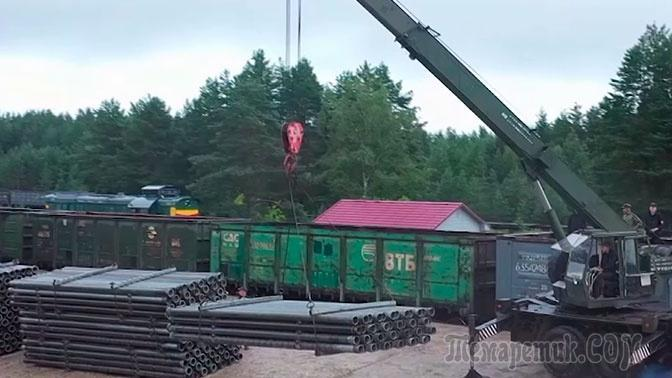 Связующая нить: военные проводят трубопровод между двумя водохранилищами в Крыму