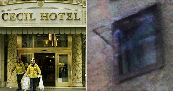 """15 пугающих и таинственных смертей, случившихся в отеле """"Cecil"""" Cecil, Отель, история, смерть"""