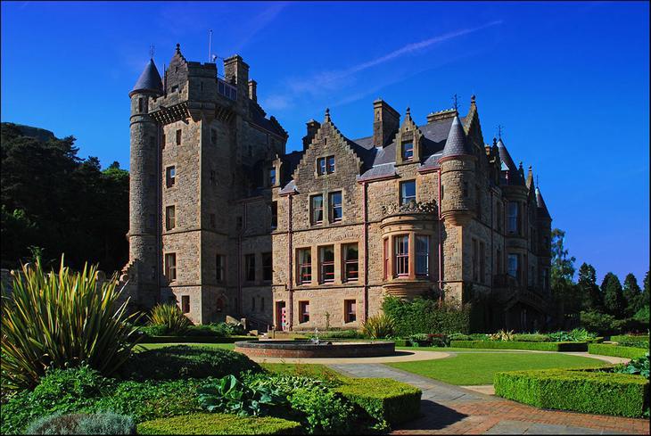 Замок Белфаст