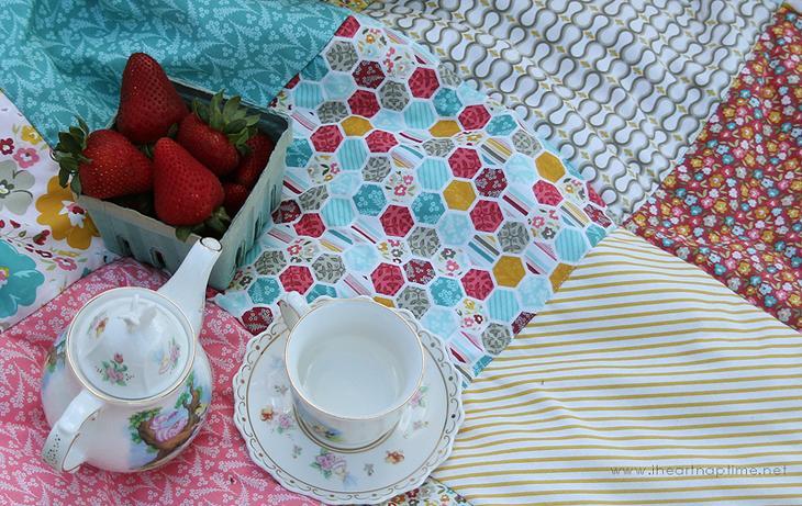 Как сшить лоскутное одеяло своими руками