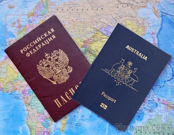 В какой стране легче всего получить гражданство россиянину?
